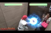 Az utcai harcos a liftben támad az emberekre