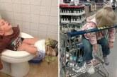 20 bizonyíték, hogy a gyerekek bárhol el tudnak aludni
